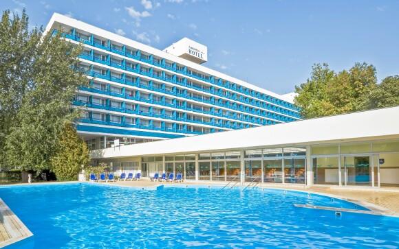 Bazén, wellness, Danubius Hotel Annabella, Balatonfüred