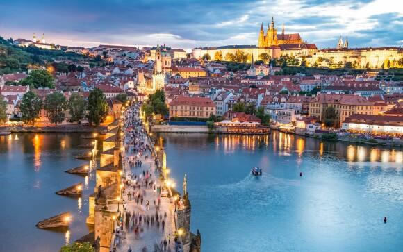 Užite si skvelý pobyt v Prahe