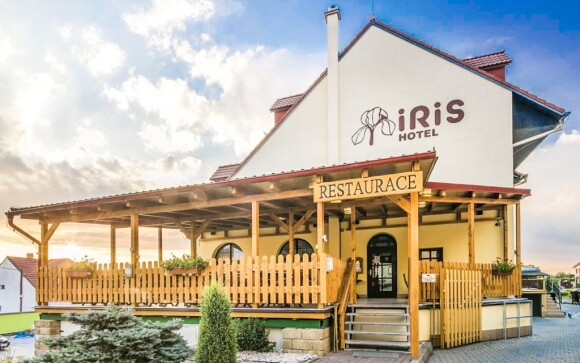 Orea Wellness Hotel Iris *** priamo v srdci CHKO Pálava