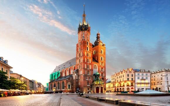 Krakov je kulturně nejvýznamnějším místem Polska