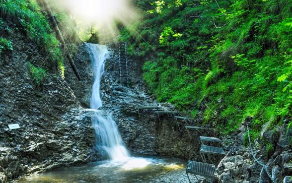 Užite si dokonalú dovolenku v Slovenskom raji