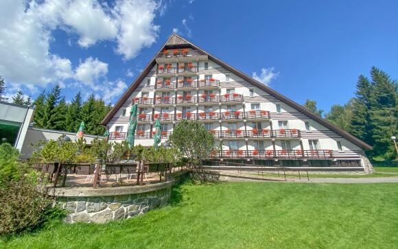 Hotel SKI nájdete na Vysočine v Novém Městě na Moravě