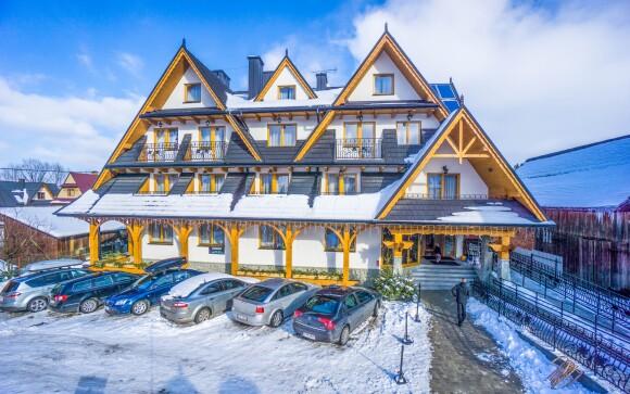 Hotel Toporow Premium *** nabízí dostatek luxusu