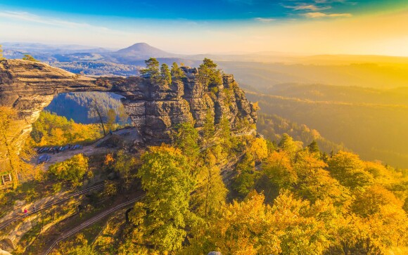 Poznejte všechny krásy Českého Švýcarska