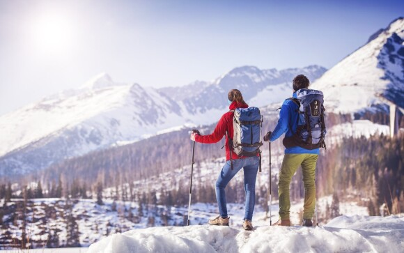 Užijte si pobyt ve Vysokých Tatrách
