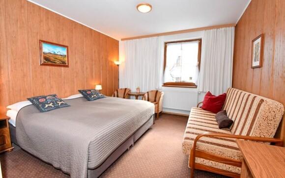Dvojlôžková izba, Penzión Encián, Vysoké Tatry