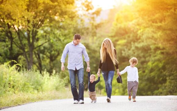 Užijte si skvělý pobyt s celou rodinou
