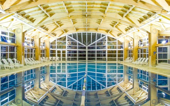 Plavecký bazén, wellness, Hotel Marina-Port ****, Balaton