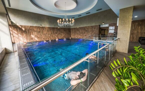 V Lázních Nimnica vás čeká perfektní relax v léčivé vodě