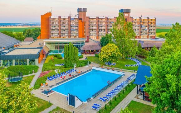 Luxusný wellness hotel Danubius Health Spa Resort Bük ****