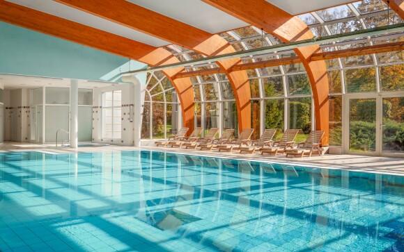 Bazén, Spa & Wellness v Spa Resorte Sanssouci ****