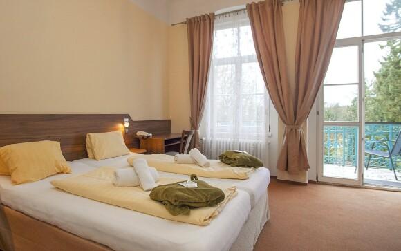 Izba, Hotel Sevilla ***, Františkovy Lázně