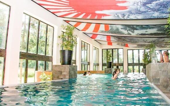 Užite si bazény i sauny