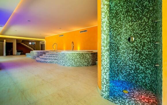 Wellness centrum s vírivkou vás nadchne, Amantis Hotel