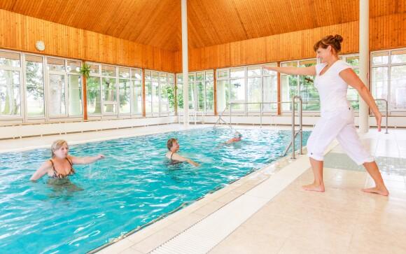 Neobmedzený vstup do bazéna v Hoteli Jirásek ***, Plzeňsko