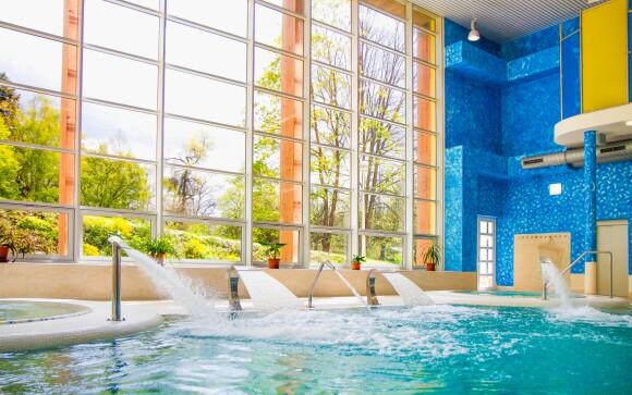 Vo Wellness centre Konstantin vás čaká zaslúžený relax