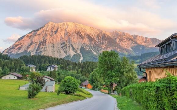 Navštivte rakouské Alpy v létě, Hotel Tauplitzerhof ***