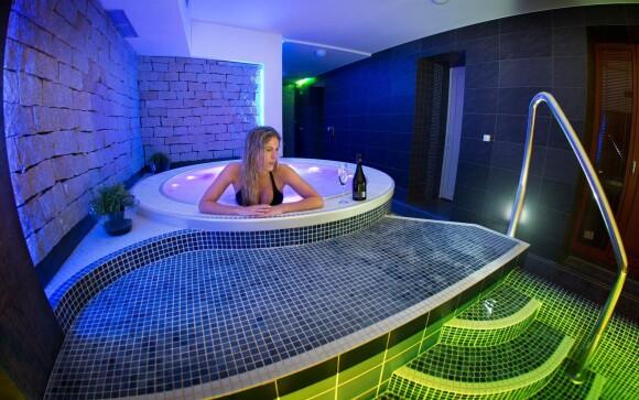 Užijte si nové wellness v Hotelu Slunný dvůr ***, Jeseník