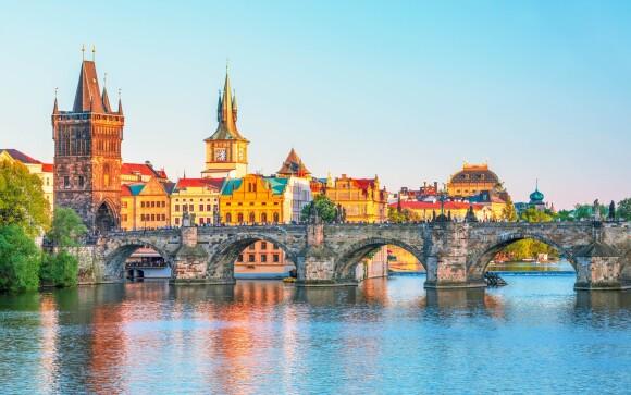 Užite si návštevu známych i menej opozeraných pamiatok Prahy