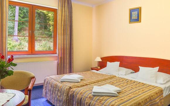 V útulných izbách vám nebude nič chýbať, Ewa Medical & SPA