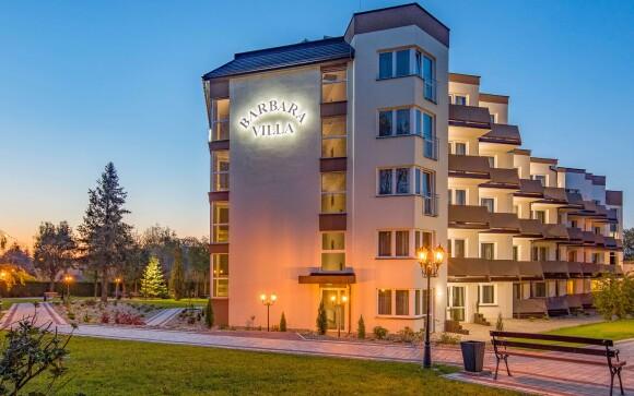 Hotel Villa Barbara *** si zamilujete