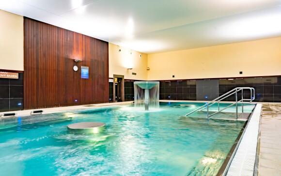 Vnitřní bazén, Termály Malé Bielice, Slovensko
