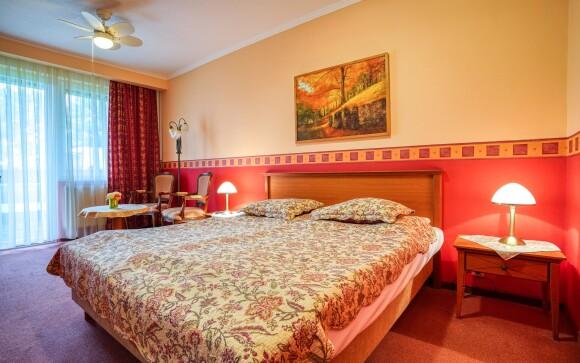 Luxusní pokoj, Grand Boutique Hotel Sergijo, Piešťany