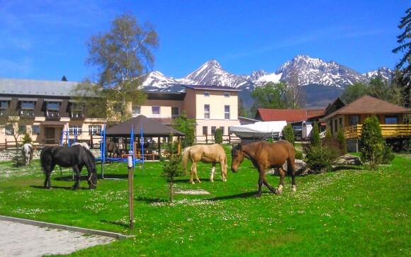Penzión Monty Ranch, dovolenka vo Vysokých Tatrách