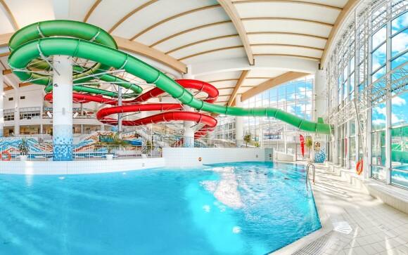 Aquapark Zakopané je len kúsok od hotela