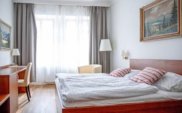 Interiéry izby Deluxe, Hotel Šipka ***, Štramberk