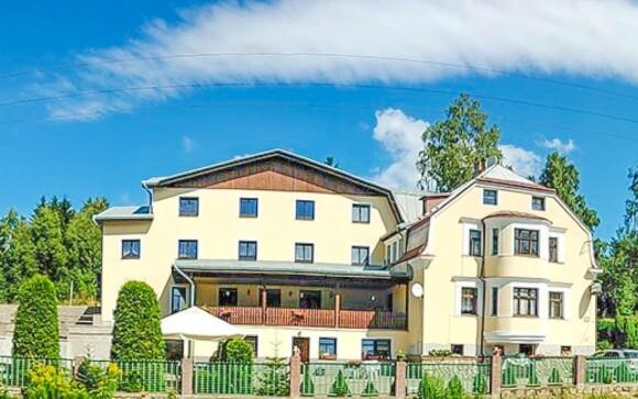 Penzión Stará školka nájdete pri Jablonci nad Nisou