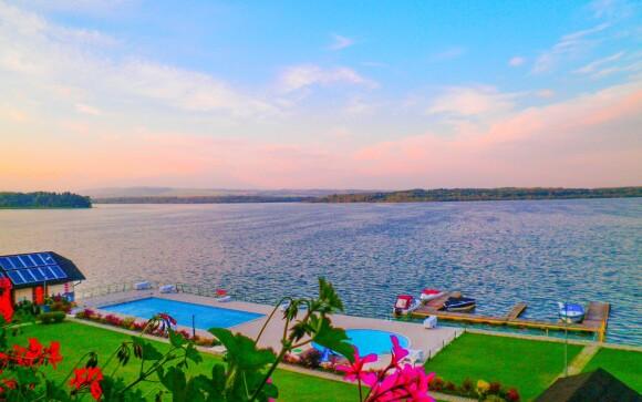 Užite si vstup do bazénov v Penzióne Slanický Dvor