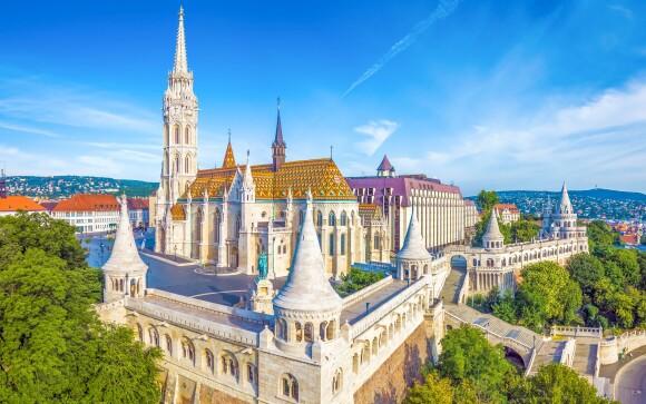Užite si pobyt v romantickej Budapešti