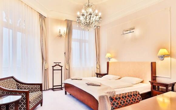 Luxusné izby, Sun Palace Spa & Wellness ****
