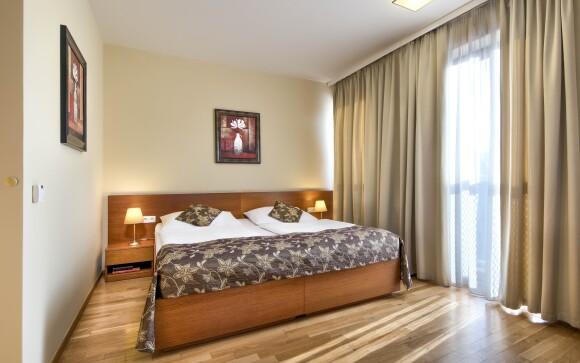 Luxusné izby v Hoteli Tvrz Orlice ****