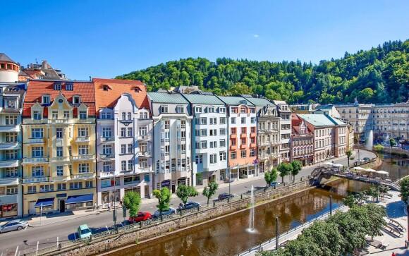 Hotel Dvořák Spa & Wellness **** v Karlových Varoch