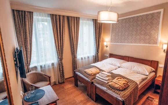 Luxusné izby, Star Hotel ****, Karlove Vary
