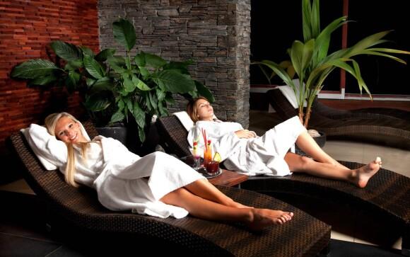 Oddýchnite si vo wellness, Volcano Spa Hotel ****, Praha 5