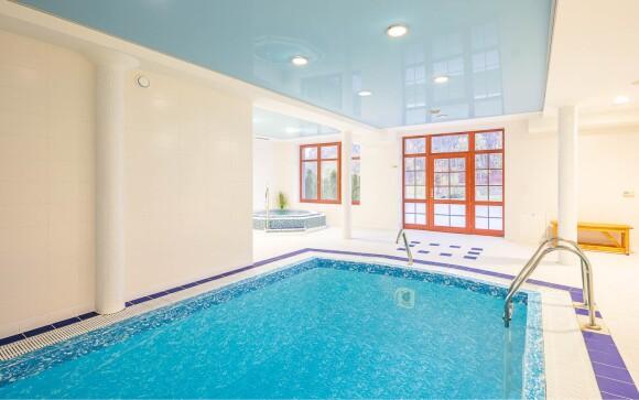Wellness, bazén, Pytloun Wellness Hotel Hasištejn ****