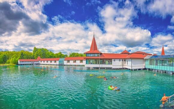 Termálne jazero Hévíz, Maďarsko