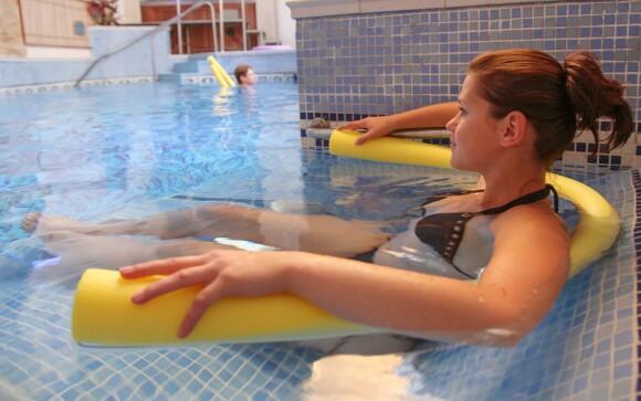 Wellness, bazén, Hotel Richard ****, Mariánské Lázně