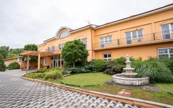 Penzión Iveta blízko Podhájskej