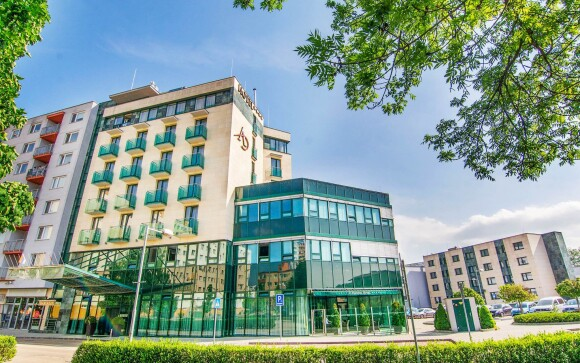 Moderná Alexandra Hotel **** vás nadchne