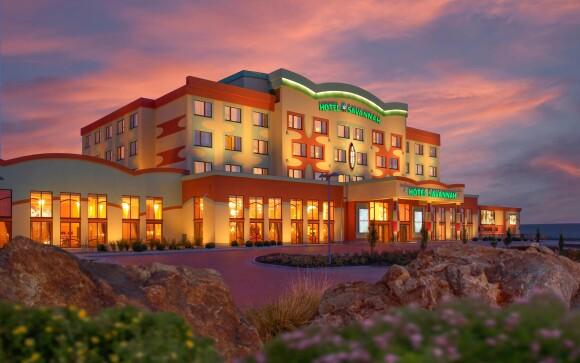 Luxusný Hotel Savannah **** pri Znojme, južná Morava