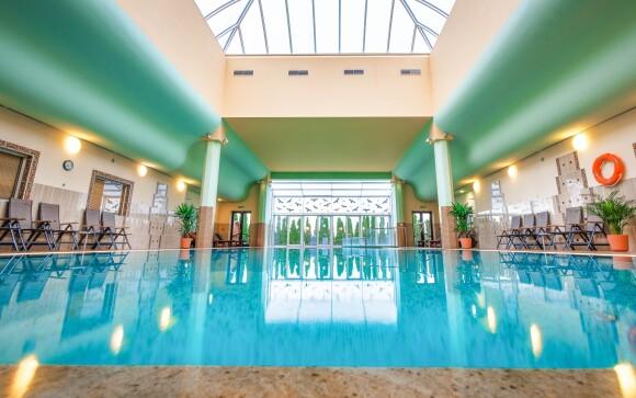 Bazén neobmedzene, Hotel Savannah **** Znojmo