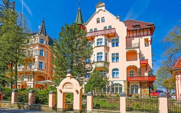Hotel Smetana - Vyšehrad ****, Karlove Vary