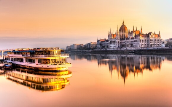 Historická Budapešť, Maďarsko
