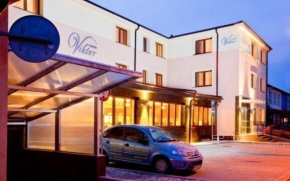 Užijte si ubytování v hotelu Viktor***