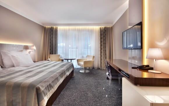 Komfortné izby, Hotel Prezident ****, Karlove Vary