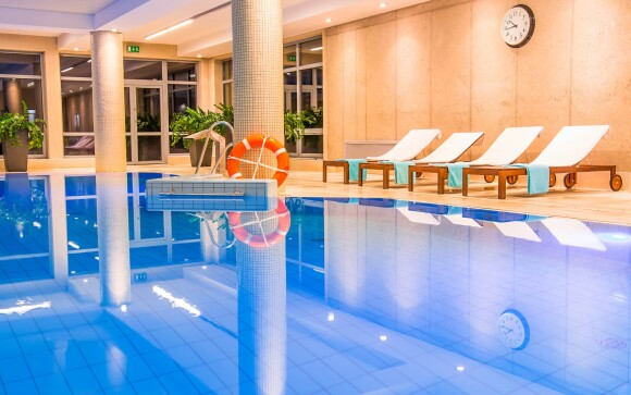 Wellness, bazén, Hotel Spa Medical Dwór Elizy, Poľsko